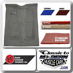 77-90 Gm B Body 4 Door And Estate Wagon Carpet Cutpile And Essex W/ Standard Backing