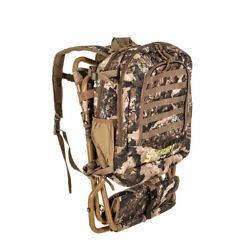 Summit Treestands Lightweight Hunting Compact Chairpack 2.5 Veil Whitetail