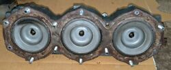 Yamaha Wave Venture Raider Exciter 1100 Cylinder Head Cover 63m Exciter Domes