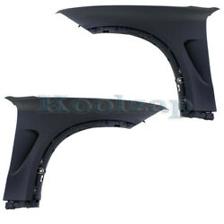 Capa 14-18 X5 W/o M Model 3.0l/4.4l Front Fender Quarter Panel Lh+rh Set Pair