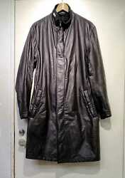 Acronym Gore-tex Film Out Coat Black Size M Outer Long Sleeves