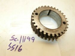 Sears Ss/16 Tractor Onan Bf/ms 16hp Engine Timing Gear