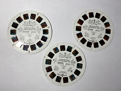 View-master 3010, Winnie The Pooh And The Honey Tree, Children's 3 Reel Set