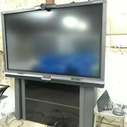 Smart Board 8070i-g4 70 Led Touch Display Tv Interactive Whiteboard Camera Wall