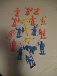 Vintage Mpc Toy Soldiers