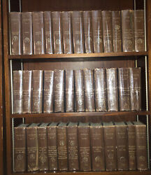 The Complete Works Of John Ruskin 37 Volumes / 1903 Library Edition