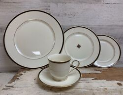 Urban Lights By Lenox 5 Piece 4 Place Setting