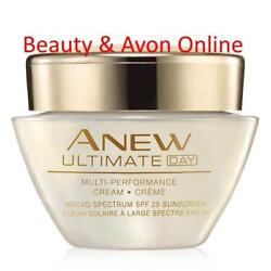 Avon Anew Ultimate Multi-performance Day Creamsealed Beauty And Avon Online