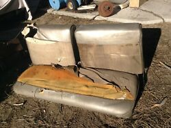 1966 67 Plymouth Belvedere Dodge Coronet B-body Split Bench Front And Rear Seat