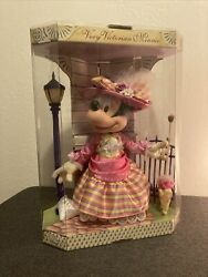 Disney Collector Very Victorian Vintage Minnie Mouse Doll By Mattel 2000 Nrfb