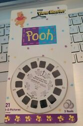 Disney Disney's Winnie The Pooh And The Honey Tree View-master Reels Pack Opened