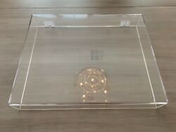 Kenwood Kd-770d Turnable Dust Cover New With Defect As Is