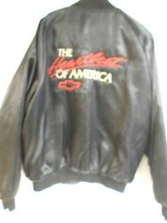 Chevy The Heart Beat Of America Jacket By Nemests Sportswear Xl