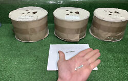 16500 Qty Massive Lot- Stocko Spade Male Contact Crimp Terminal 20awg -3 Rolls