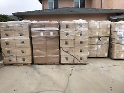 Men's Women's Wholesale Pallets Of Shoes/boots Mixed Lot Of Worldboots All Sizes