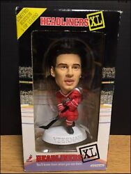 Vtg.-steve Yzerman Headliners Xl Nhl Detroit Red Wings-limited Edition 1998