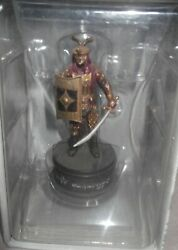 Lord Of The Rings Chess Easterling Black Pawn Eaglemoss Figure Aia0504