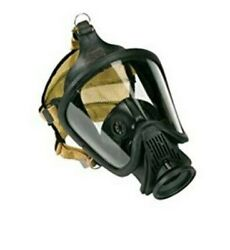 Msa 10052777 Ultra Elite Cbrn Gas Mask With Speed-on Head Harness, Large