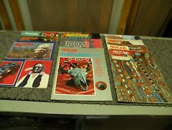Arizona Highways/southwest Indian Magazines 11 '74-76 Incl. 3 Special Issues