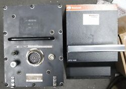 Collins 671u-4an With Atu Amp And Control Untested Cond. Free Shipping