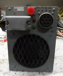 Static Inverter Si-1500a Untested Cond. Free Shipping