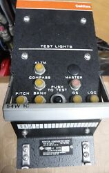 Collins 54w-c1  Untested Cond. Free Shipping