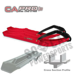 Canda Pro Boondocking Extreme Skis Red Skidoo Expedition Sport 600 Ace 2016-2019