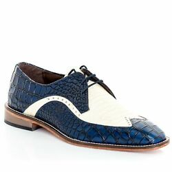 Stacy Adams Menand039s Harrison Modified Wingtip Oxford Shoe