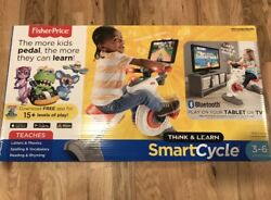 Brand New - Fisher-price Think And Learn Smart Cycle - Bluetooth Apple Android