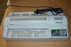 Fellowes Proteus A3 Hot And Cold Laminator