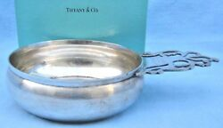 And Co Sterling Silver Old Baby Dish After Paul Revere Fine And Rare