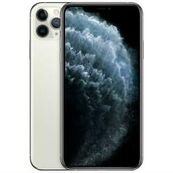 Straight Talk Apple Iphone 11 Pro Max With 64gb Silver