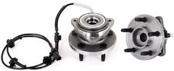 New Wheel Hub Front For Ford Explorer/mercury Mountaineer Awd 93-01