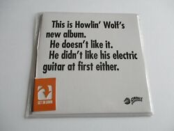 This Is Howlin' Wolf's New Album By Howlin' Wolf Cd Lp Replica Mar-2011 New
