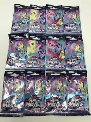 My Little Pony The Movie Collector Tag Lot of 12 Random Blind Packs NEW SEALED