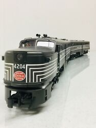 Mth Alco Pa New York Central A Unit 4204 Powered And B Unit 4302 Unpow Diesel