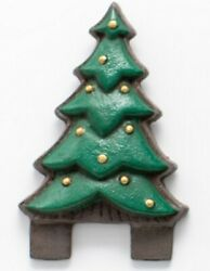 Christmas Tree Door Knocker Top Topper, Midwest Of Cannon Falls. Rare Cf