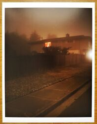 Signed - Todd Hido - House Hunting Ltd Edition 1/25 8 X 10 C-print 2527 1999
