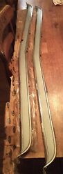 Nos C602-8156a 1966 Ford Fairlane Upper/lower Grille Bars Trim