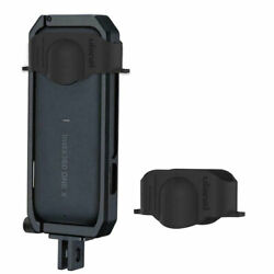 Ulanzi Protective Cage For Insta360 One X Housing Case With Silicon Lens Cover