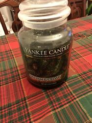 Yankee Candle Basalm And Cedar Large 13 Lb