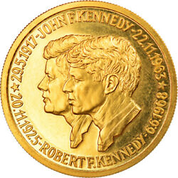 [217307] United States, Medal, United States Of America, John F. Kennedy And