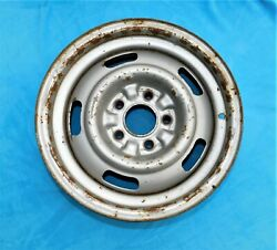 🔥 1967 Corvette 15 X 6 Rally Wheel Large Dc Stamped 67 Kelsey Hays Kh Ncrs 4