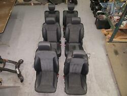 06-09 Mercedes W251 R-class Set Of 6 Front And Rear 2nd 3rd Row Seat Set Oem