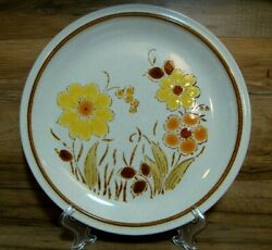 Sunmarc Pantry Collection - Honey - 10.5 Stoneware Dinner Plates Sm-6057