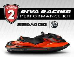 Seadoo Rxp-x 300 Stage 2 Kit 80+mph Riva Power Filter Maptunerx Rs-rpm-rxpx300-2
