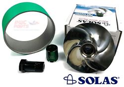 Seadoo Rxp-x Rxt-x Wear Ring Stainless Sleeve Solas Impeller Tool Srx-cd-15/22r