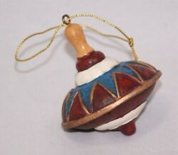 Spinning Top Country Christmas Ornaments Holiday Decorations