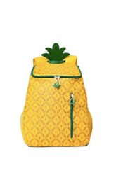 Sun Squad Pineapple Backpack Cooler Insulated Liner 20 can On Hand Ships Fast $59.99