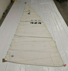 Mainsail By Uk Sailmakers For J105 In Good Condition 39.4and039 Luff